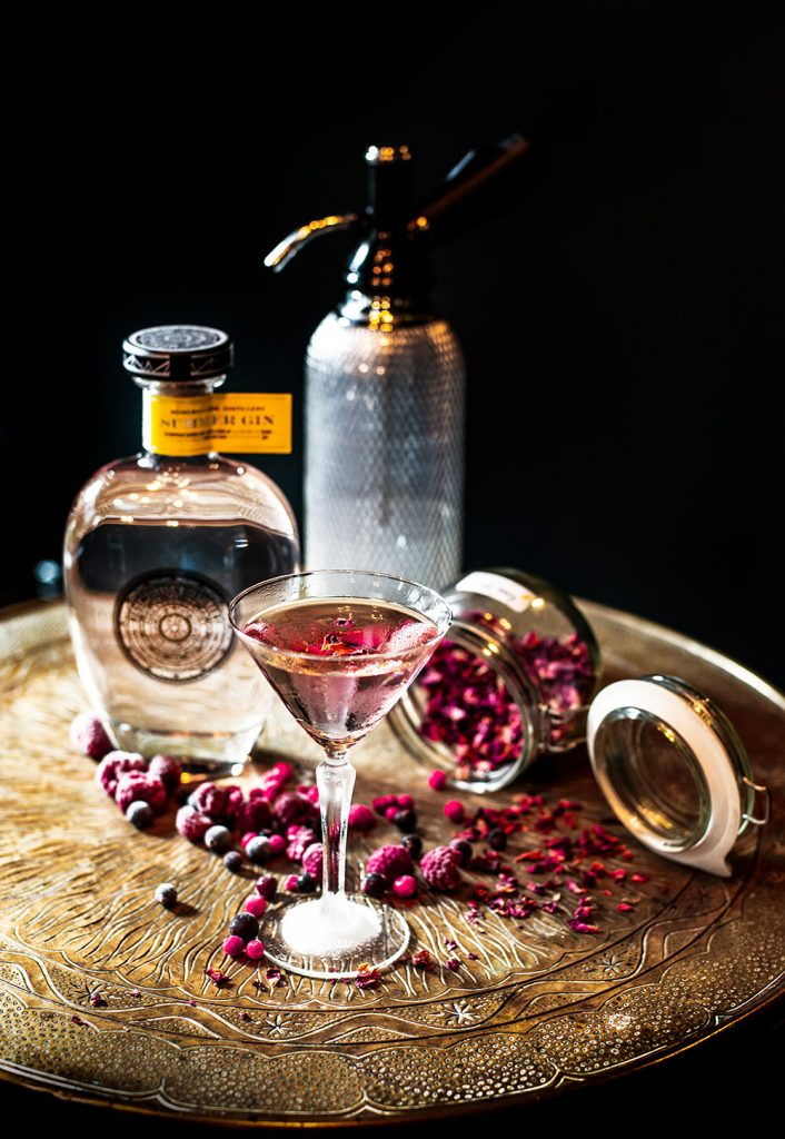 Summer---Rose-Martini