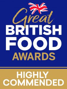 Great British Food awards highly commended