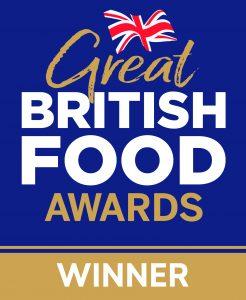 Great British Food Awards winner