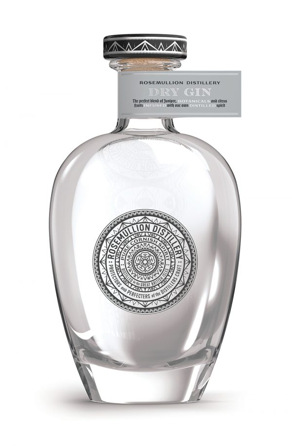 Rosemullion Distillery Dry Cornish Gin