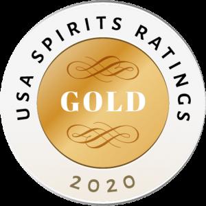 USA Spirits Ratings Gold