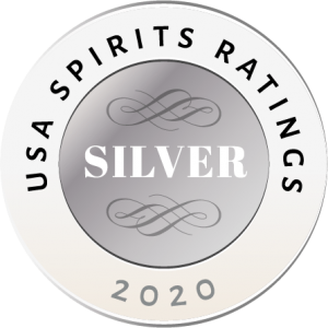 USA Spirits Rating Silver