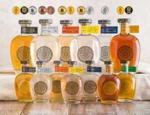 Rosemullion Distillery craft Cornish spirits
