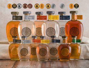 Rosemullion Distillery's products