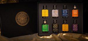 Rosemullion Distillery miniatures set