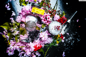 Rosemullion Distillery's award-winning Summer Gin.