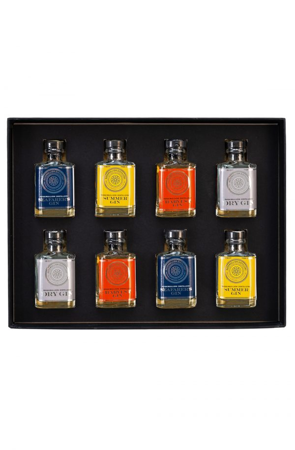 Rosemullion Distillery miniature gin gift set