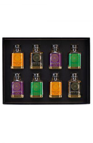 Rosemullion Distillery miniature Cornish rum gift set