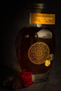 Valentine spice rum