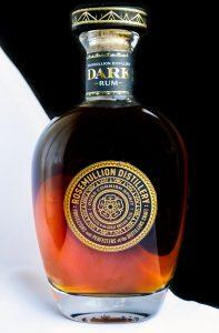 Dark Rum from Rosemullion Distillery