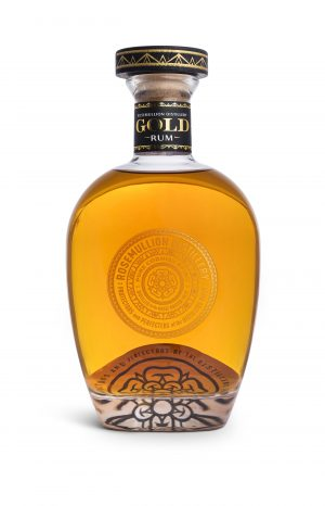 Award winning Gold rum